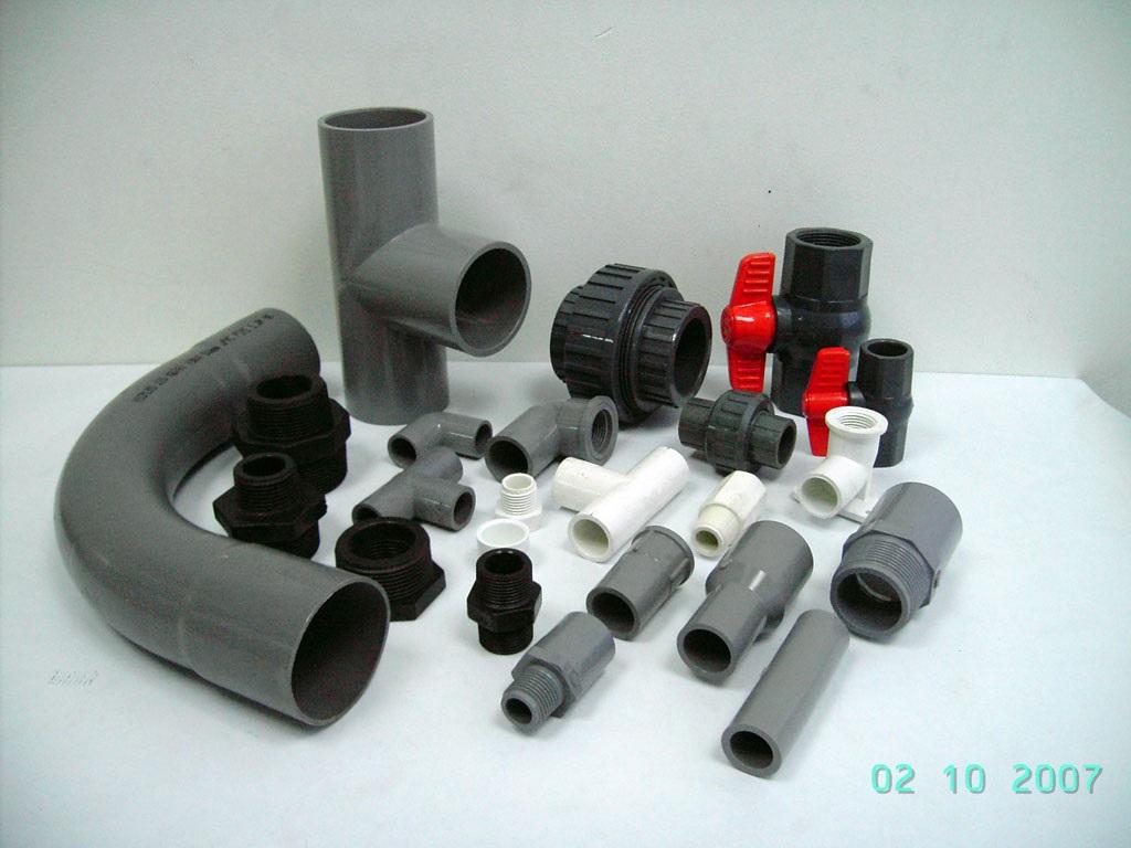 Phụ Kiện Ống Nhựa PVC