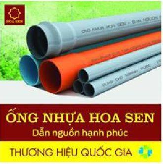 Ống Nhựa Hoa Sen